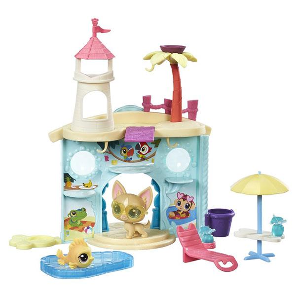 Игровой набор Hasbro Littlest Pet Shop - Минифигурки, артикул:146852