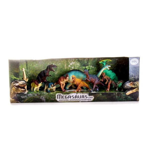 Набор фигурок Megasaurs (HGL) от Toy.ru