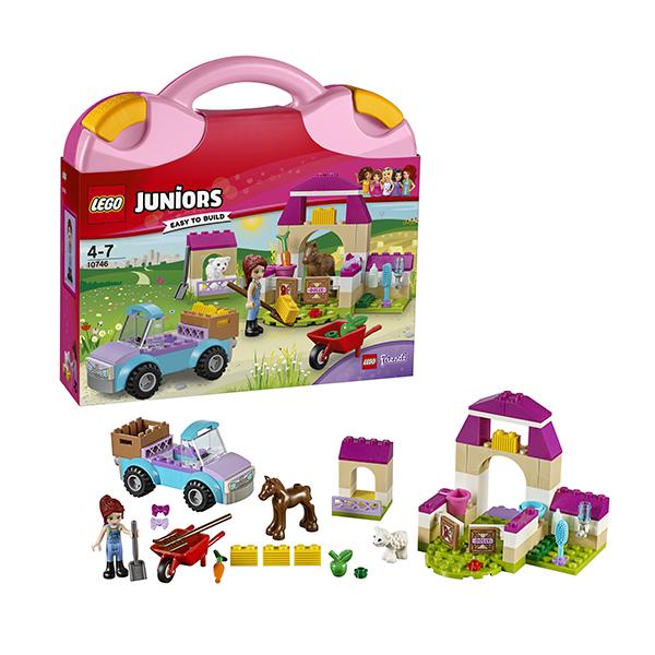 Конструктор LEGO - Джуниорс, артикул:145748