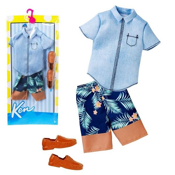 Купить Mattel Barbie DWG76 Барби Наряд для Кена, Игровые наборы Mattel Barbie