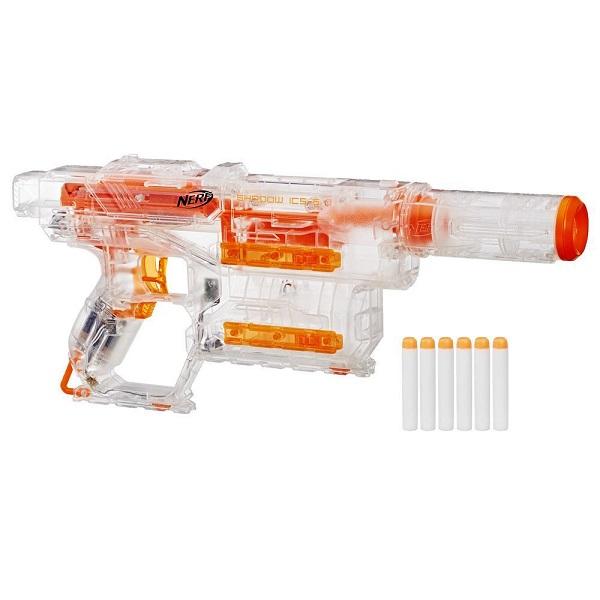 Купить Hasbro Nerf E2655 Нерф Бластер Модулус Шэдоу, Игрушечное оружие и бластеры Hasbro Nerf