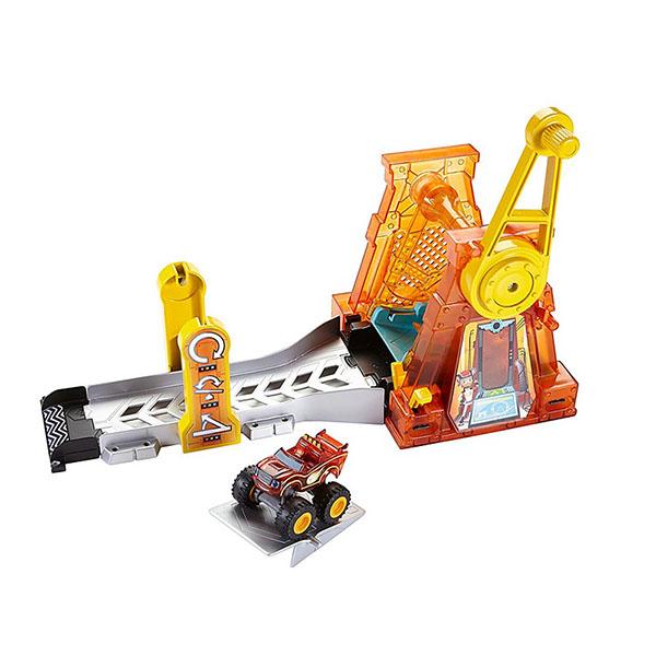 Машинка Mattel Blaze - Машинки из мультфильмов, артикул:148350