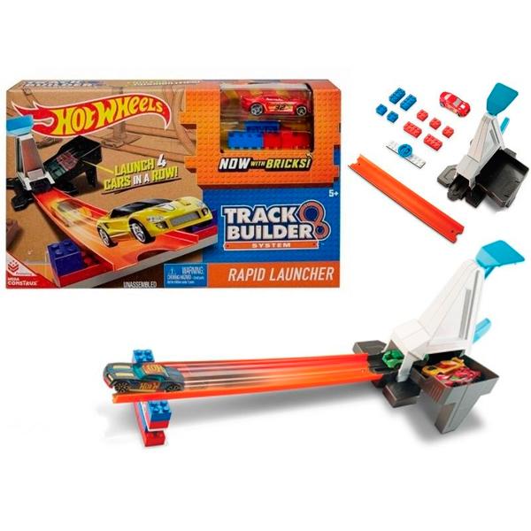 Купить Mattel Hot Wheels DWW94 Хот Вилс Стартовый набор конструктора трасс, Игровые наборы Mattel Hot Wheels