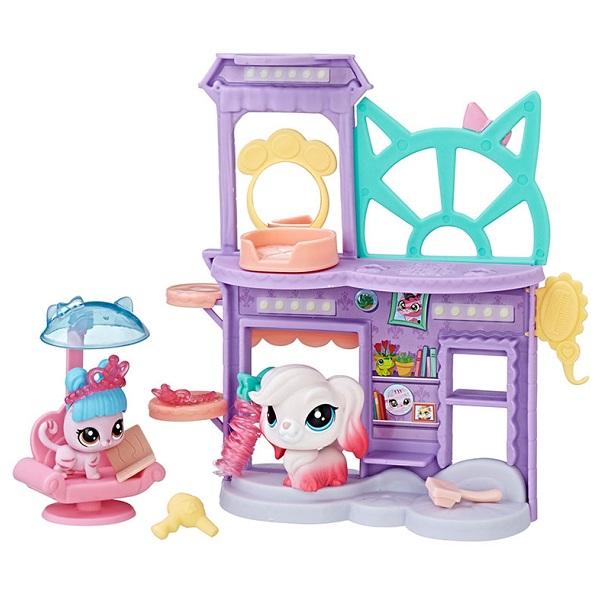 Игровой набор Hasbro Littlest Pet Shop - Мини наборы, артикул:150859