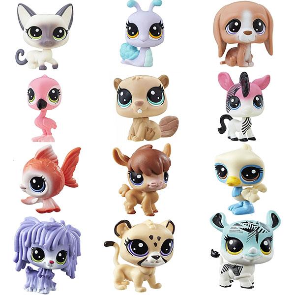 Купить Hasbro Littlest Pet Shop B9388 Зверюшка (в ассортименте), Игровой набор Hasbro Littlest Pet Shop
