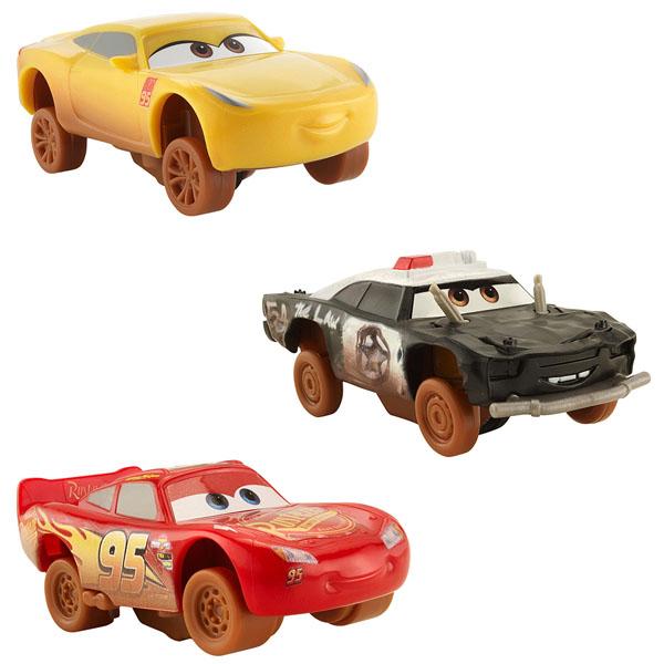 Купить Mattel Cars DYB03 Машинки из Сумасшедшей восьмерки , Машинка Mattel Cars
