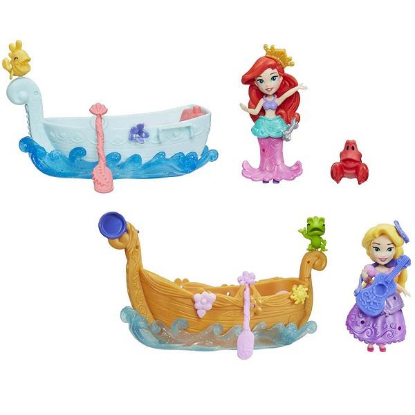 Купить Hasbro Disney Princess E0068 Принцесса Дисней и лодка, Куклы и пупсы Hasbro Disney Princess