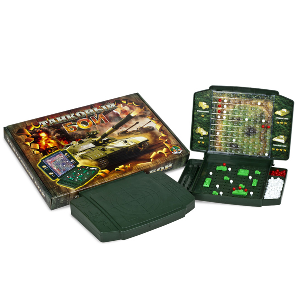 Купить Десятое королевство TD00994 Игра настольная Танковый бой