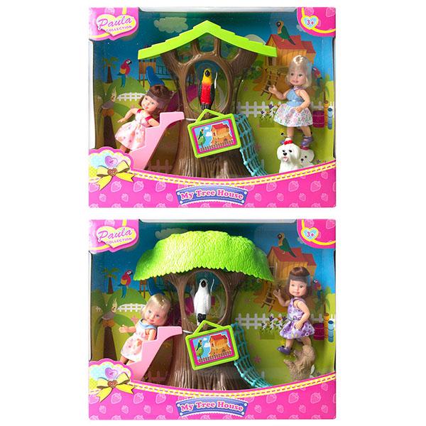 Купить Paula MC23081 Игровой набор Домик в лесу (в ассортименте), Игровые наборы и фигурки для детей Paula