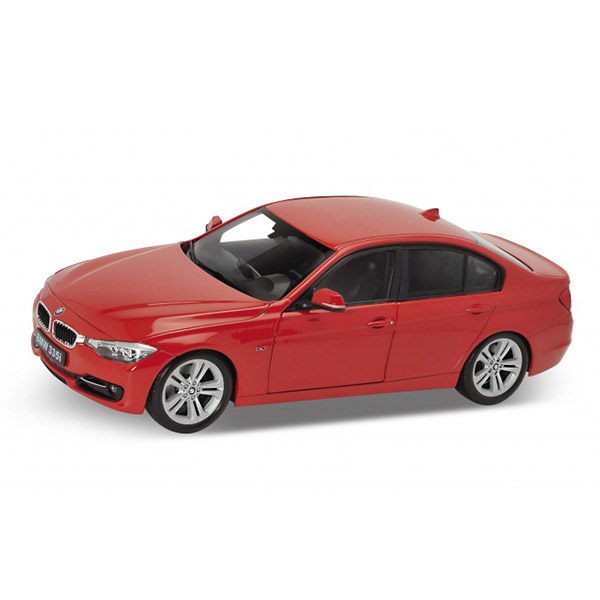 Купить Welly 24039 Велли Модель машины 1:24 BMW 335 (в ассортименте), Машинка Welly
