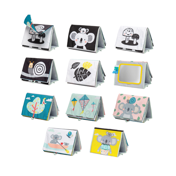 Развивающие игрушки для малышей TAF TOYS Taf Toys 12395 Таф Тойс Напольная книжка по цене 1 509