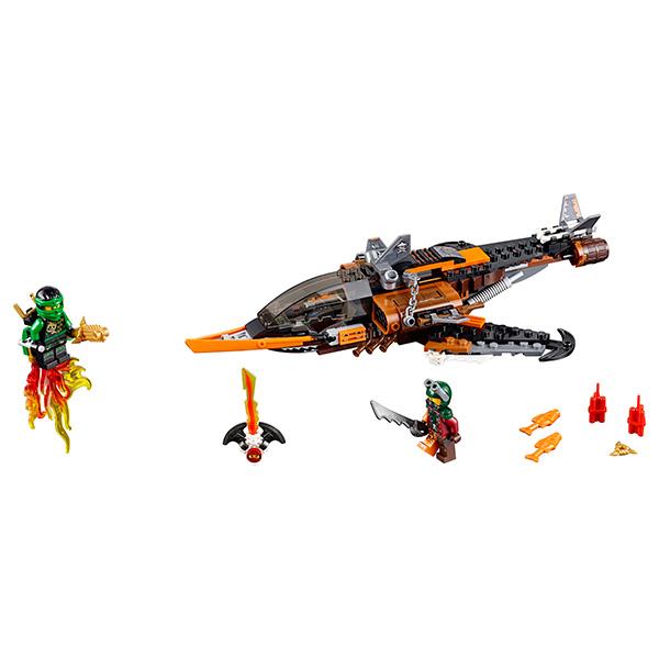 Лего Ниндзя Го Инструкция 70601 - фото 3