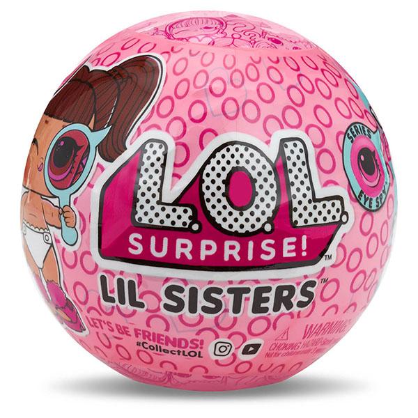 L.O.L. Surprise 552147 Сестрёнки Декодер, арт:155821 - Мини наборы, Игровые наборы