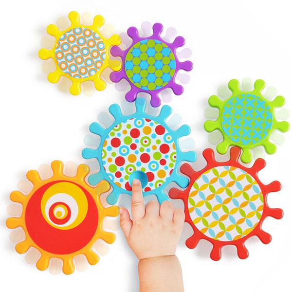 Купить Happy Baby 330902 Набор игрушек MECHANIX , Развивающие игрушки для малышей Happy Baby