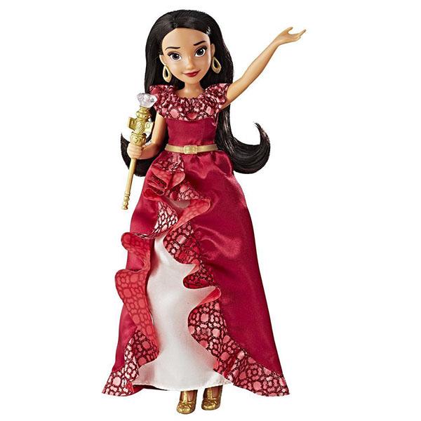 Купить Hasbro Disney Princess C0379 Кукла Елена - принцесса Авалора и волшебный скипетр со свет. эффектами, Кукла Hasbro Disney Princess