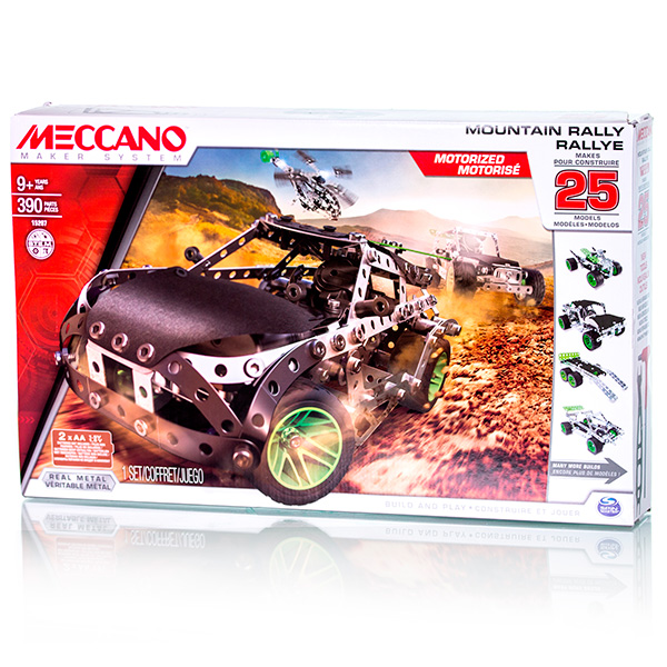 Конструктор Meccano - MECCANO, артикул:109628