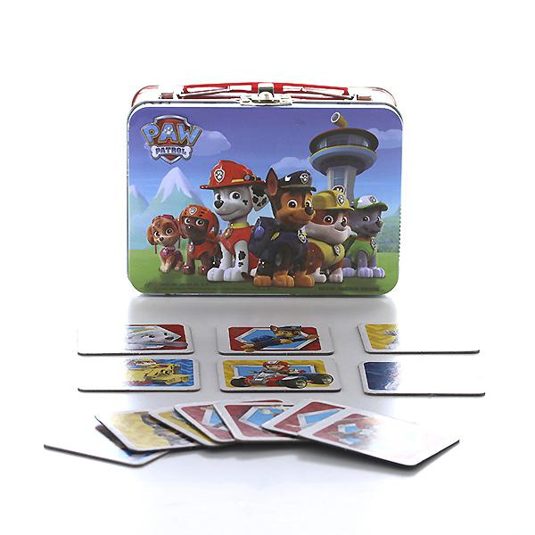 Купить Paw Patrol 6028801 Щенячий патруль Мемори, 72 карточки, Настольная игра Paw Patrol