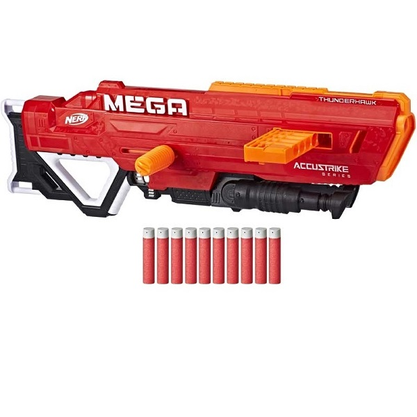 Купить Hasbro Nerf E0440 Нерф Бластер Фандерхок, Игрушечное оружие и бластеры Hasbro Nerf