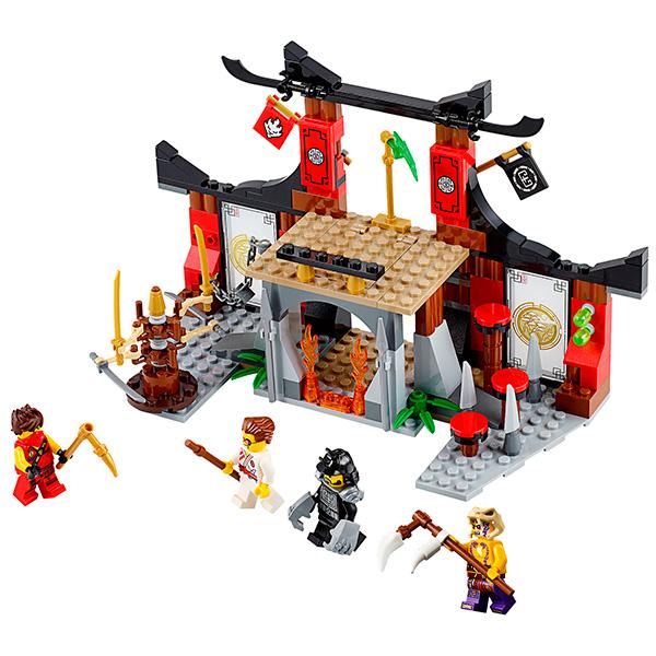 Лего Ниндзя Го Инструкция 70601 - фото 6
