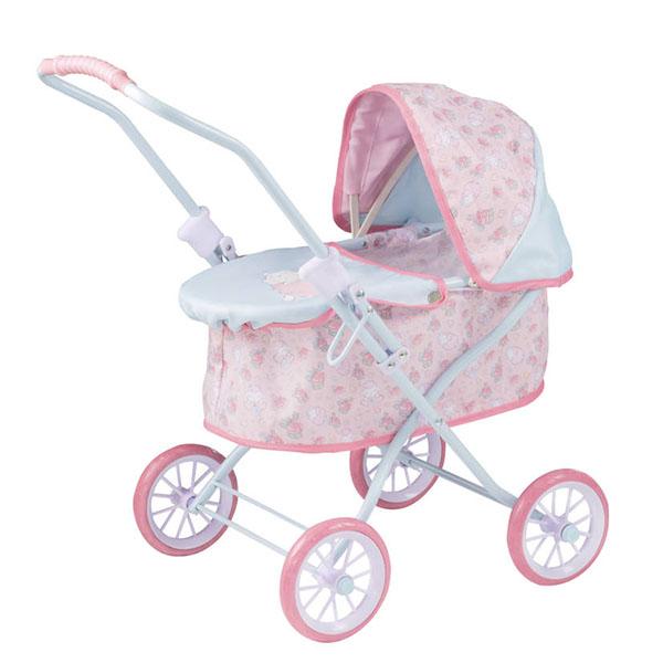 Купить Zapf Creation Baby Annabell 1423479 Бэби Аннабель Коляска уютная, 2017, Коляска Zapf Creation