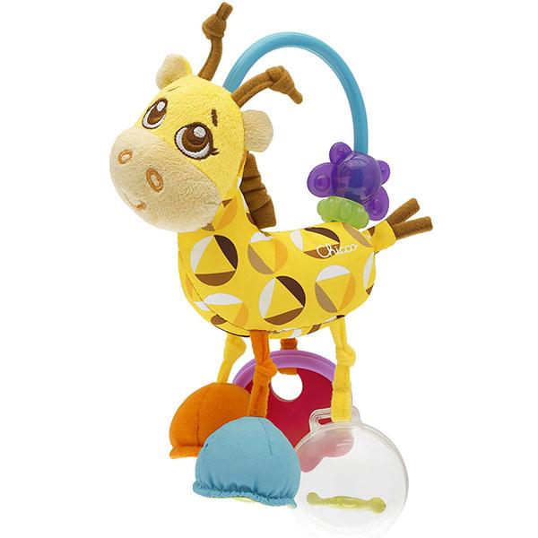 """Развивающие игрушки для малышей CHICCO TOYS 7157AR Игрушка развивающая """"Жираф"""" фото"""