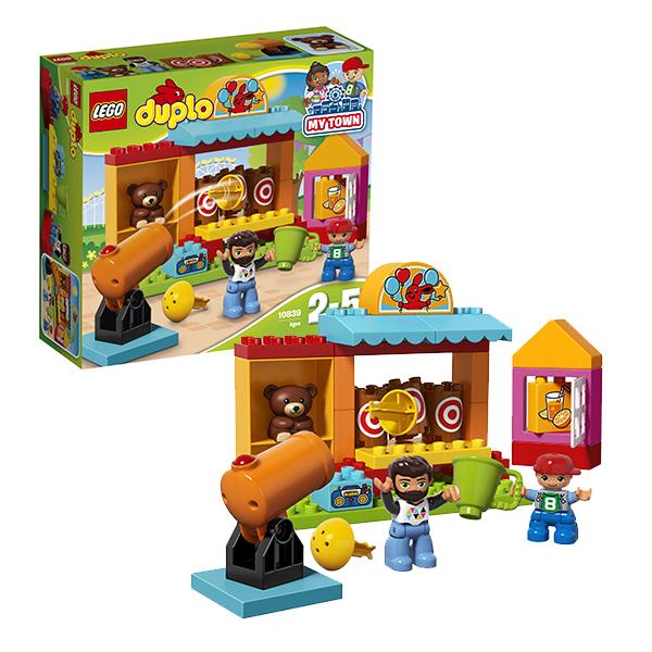Lego Duplo 10839 Конструктор Лего Дупло Тир, арт:149797 - Дупло, Конструкторы LEGO