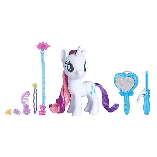 Купить Hasbro My Little Pony E3489/E3765 Май Литл Пони ПОНИ с прическами - Салон Рарити Пай, Игровые наборы и фигурки для детей Hasbro My Little Pony