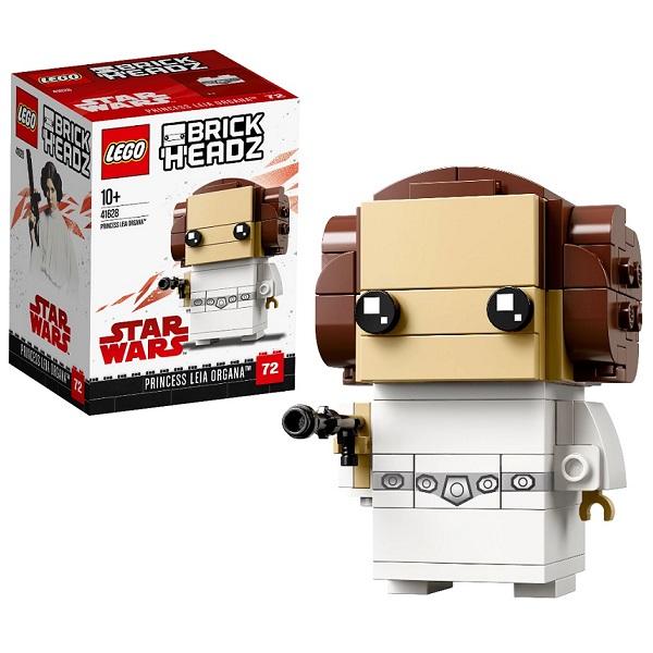 Lego BrickHeadz 41628 Конструктор Лего БрикХедз Принцесса Лея Органа, арт:156501 - BrickHeadz, Конструкторы LEGO