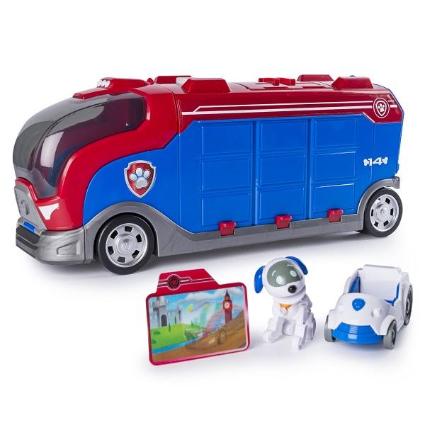 Paw Patrol 16719 Щенячий патруль Круизный автобус, арт:155651 - Любимые герои, Игровые наборы