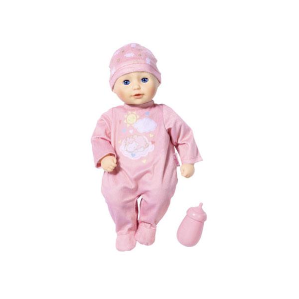 Купить Zapf Creation my first Baby Annabell 701-836 Бэби Аннабель Кукла с бутылочкой, 30 см, Куклы и пупсы Zapf Creation