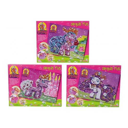 Filly Fairy 86-09 Филли Феи Игровой набор Сияющие блёстки Филли в ассортименте