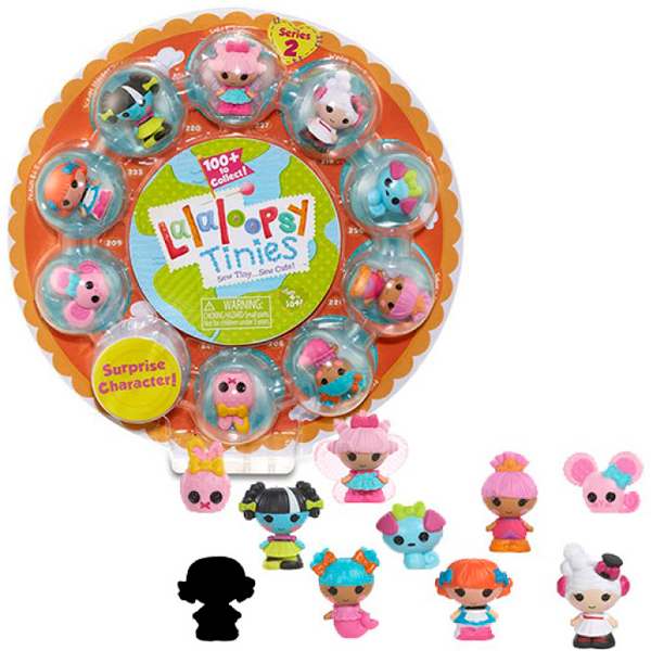 Кукла Lalaloopsy - Lalaloopsy, артикул:99791