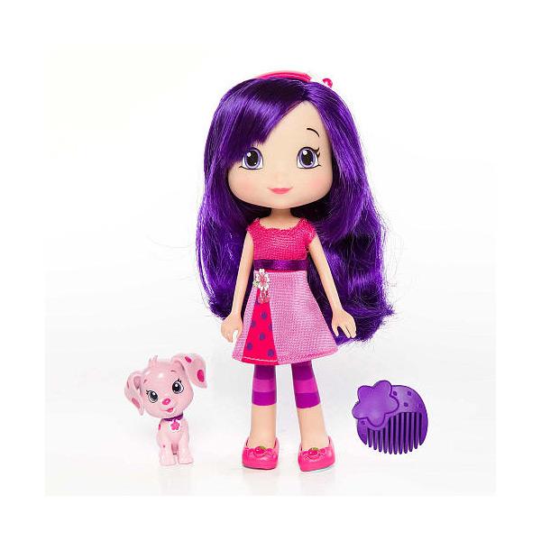 Кукла с питомцем Strawberry Shortcake от Toy.ru