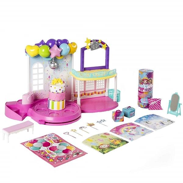 Party Popteenies 46803 Вечеринка, арт:155170 - Мини наборы, Игровые наборы