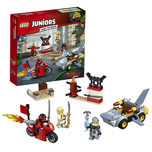 Конструктор LEGO - Джуниорс, артикул:149783