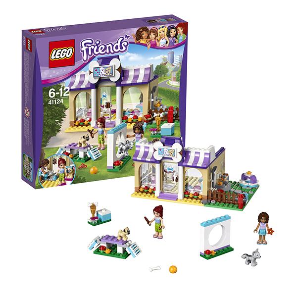 Lego Friends 41124 Конструктор Лего Подружки Детский сад для щенков