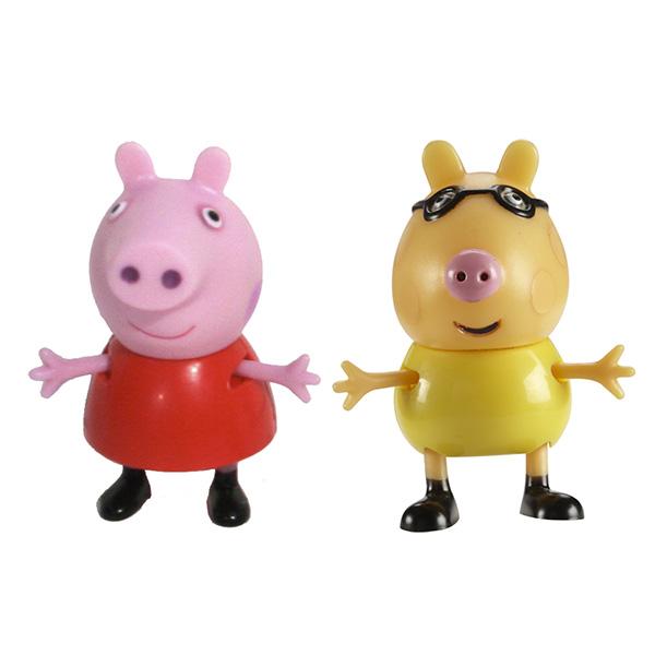 Купить Peppa Pig 28817 Свинка Пеппа Фигурки Пеппа и Педро , Фигурка Peppa Pig