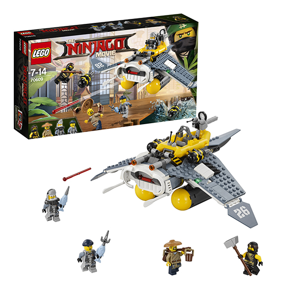 Конструктор LEGO - Ниндзяго, артикул:149807