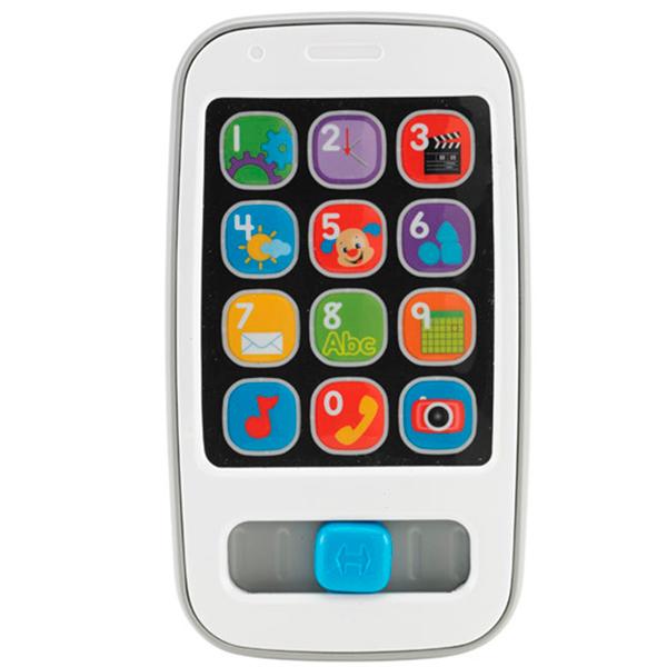 Купить Mattel Fisher-Price CDF61 Фишер Прайс Умный телефон, Развивающие игрушки для малышей Mattel Fisher-Price