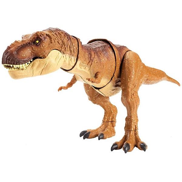 Mattel Jurassic World FMY70 Атакующий Ти-рекс - Игровые наборы