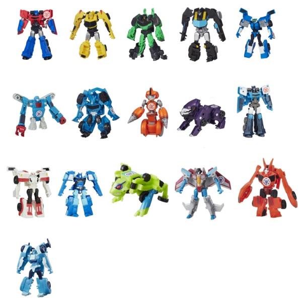 Купить Hasbro Transformers B0065 Трансформеры Роботс-ин-Дисгайс Легион (в ассортименте), Трансформер Hasbro Transformers