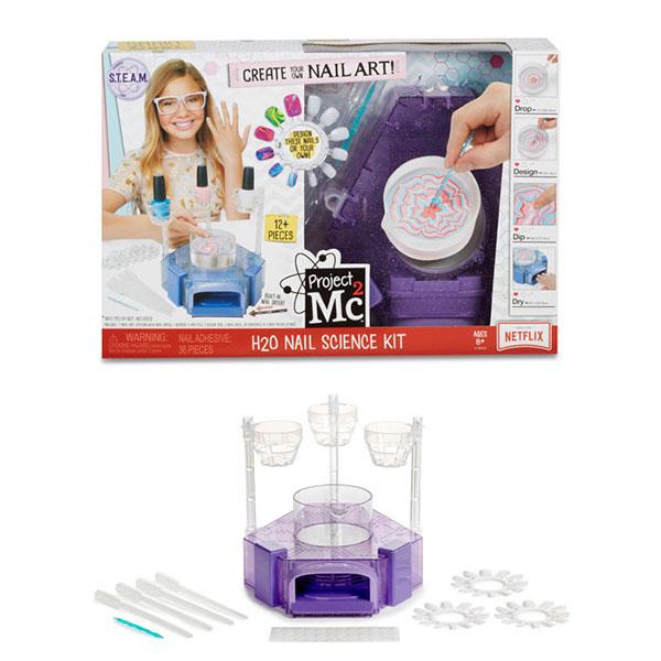 Купить Project MС2 545156 Набор для дизайна ногтей, Игровой набор MC2