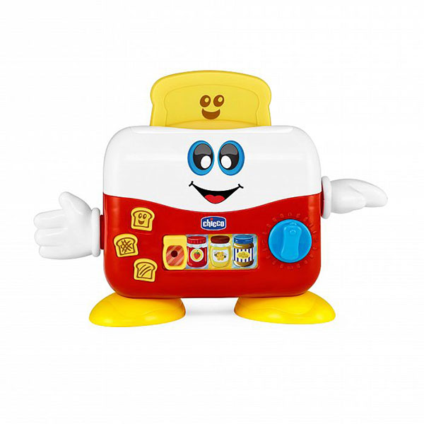 Купить CHICCO TOYS 92241 Музыкальная игрушка Mr.Toast , Музыкальная игрушка CHICCO TOYS