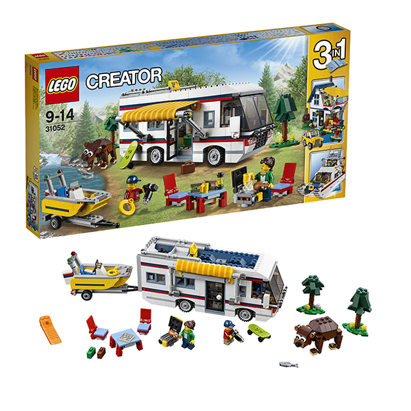 Конструктор LEGO - Криэйтор, артикул:139744