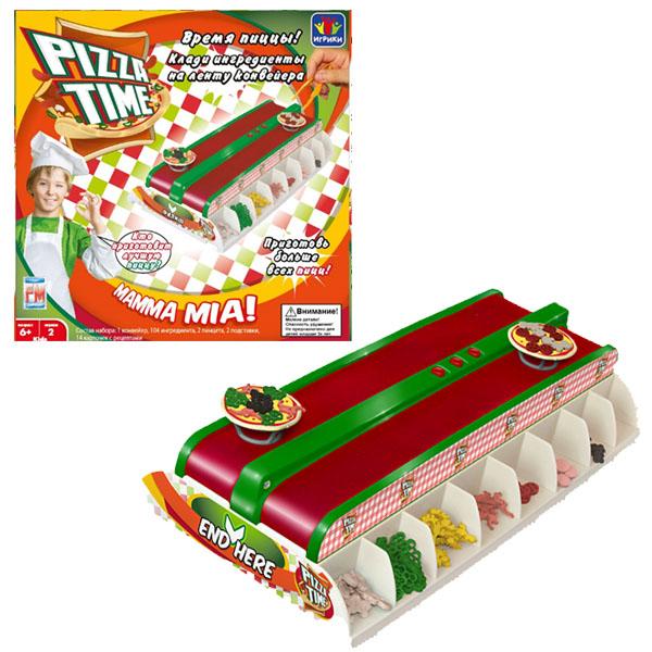 Купить Fotorama 1026 Фоторама Игра интерактивная Pizza Time, Настольная игра Fotorama