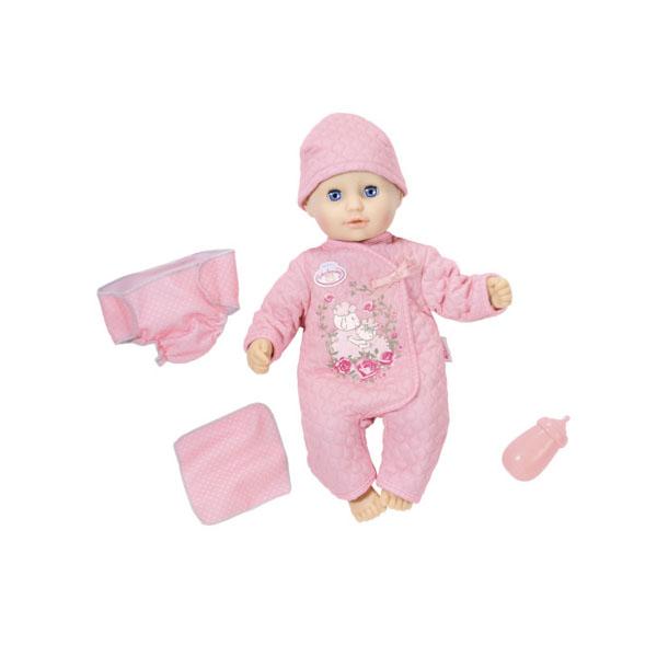 Куклы и пупсы Zapf Creation Zapf Creation Baby Annabell 702-604 Бэби Аннабель Кукла Веселая малышка, 36 см