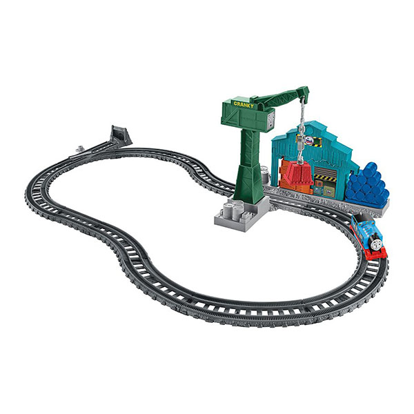 Игровой набор Mattel Thomas & Friends - Железные дороги и паровозики, артикул:149237