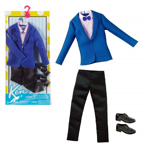 Mattel Barbie DWG73 Барби Наряд для Кена, арт:155490 - Barbie, Куклы и аксессуары
