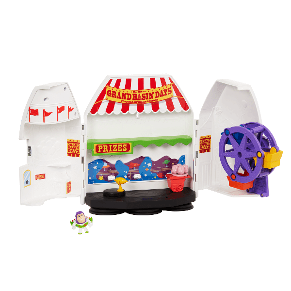 Купить Mattel Toy Story GCY87 История игрушек-4, игровой набор для мини-фигурок, Игровой набор Mattel Toy Story