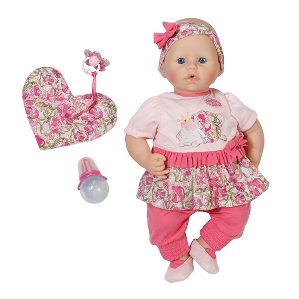 Интерактивная кукла Zapf Creation от Toy.ru